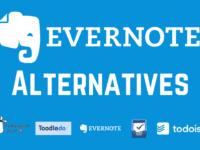 Best Evernote Alternatives header