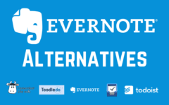 Best Evernote Alternatives header