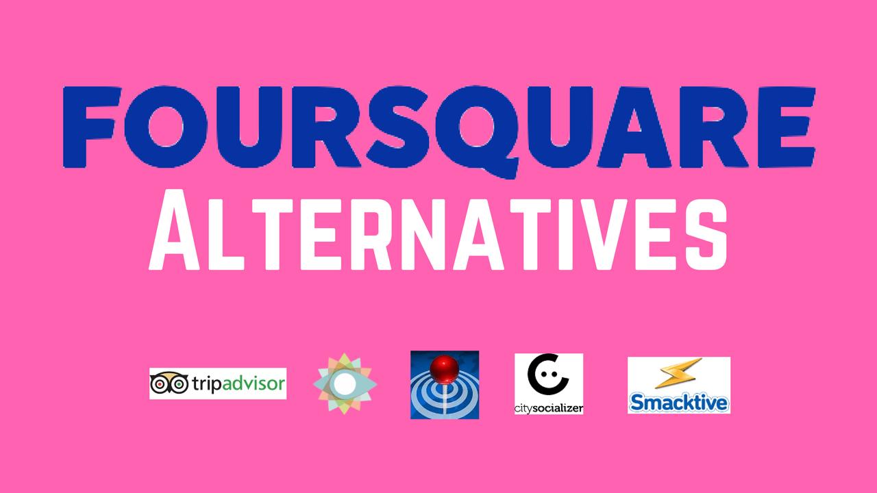 Best Foursquare Alternatives header