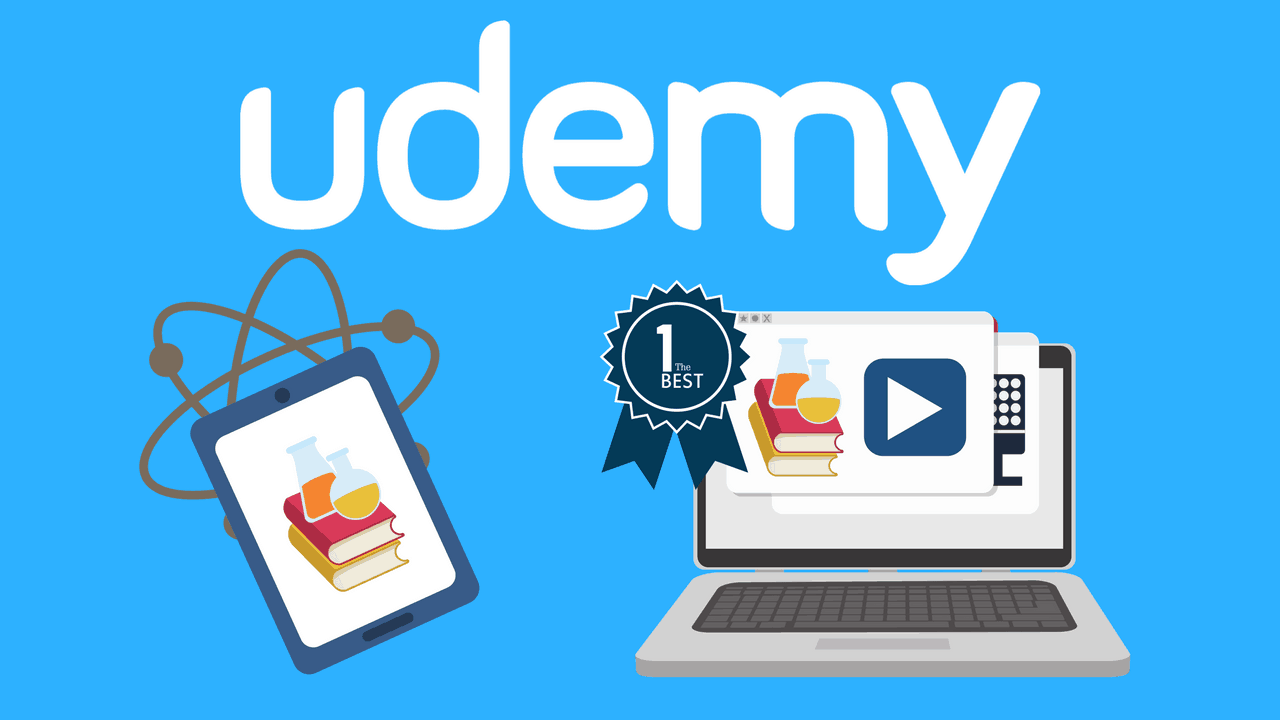 Best Udemy Courses header