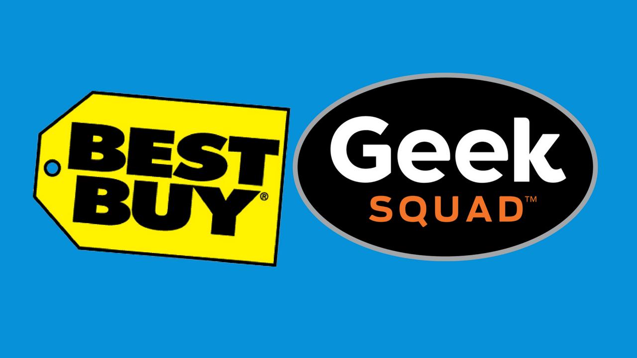 Best Buy Geek Squad header