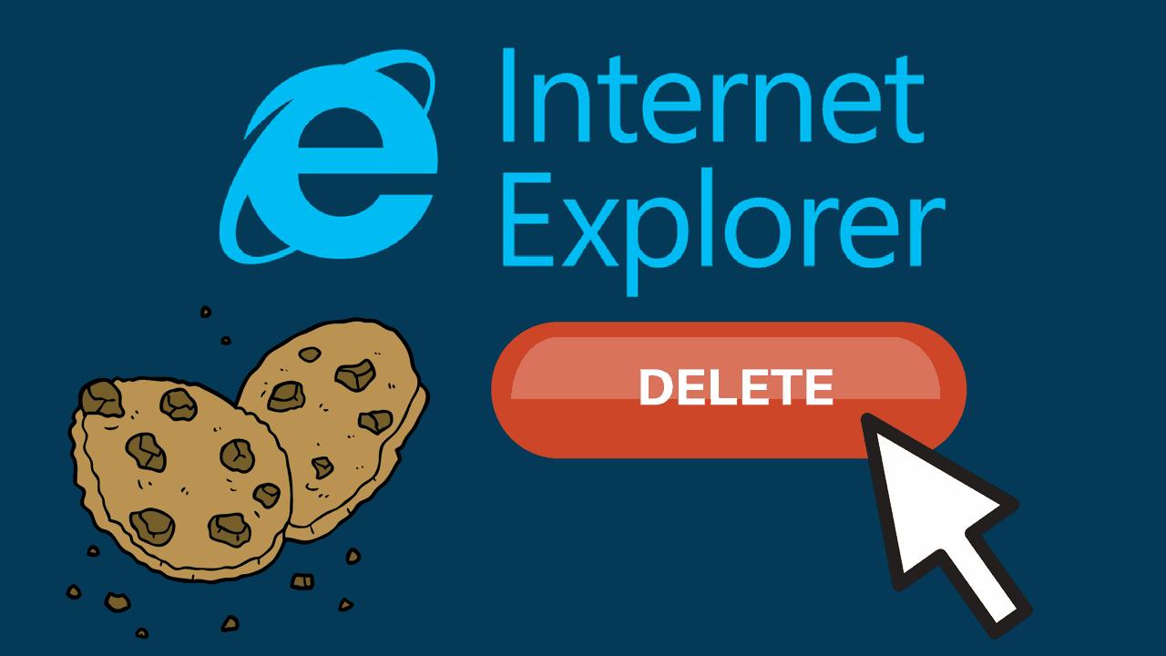 How to Delete Cookies in Internet Explorer header