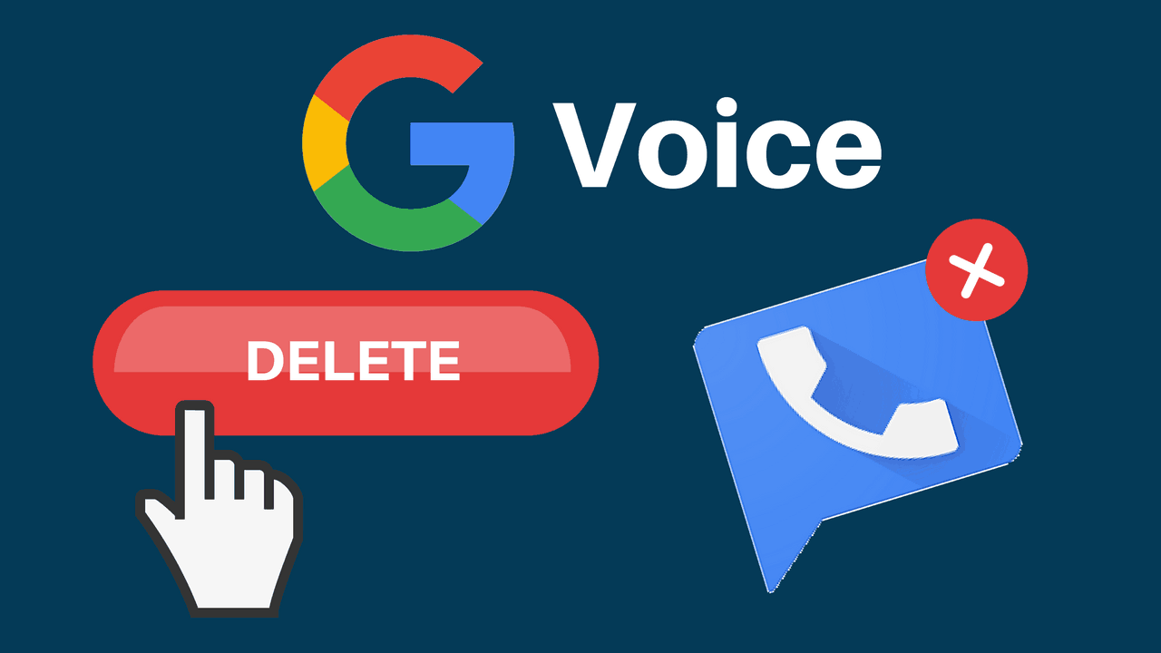 How to Delete a Google Voice Account header