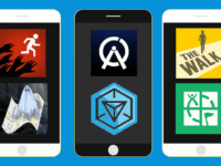 Best Mobile Games Like Pokemon Go header