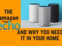 Amazon Echo banner
