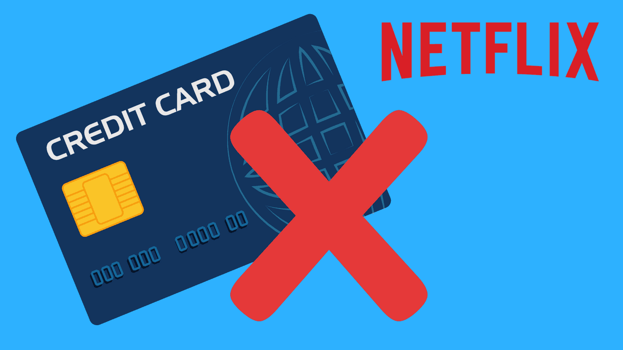 How to Get Netflix Without a Credit Card header