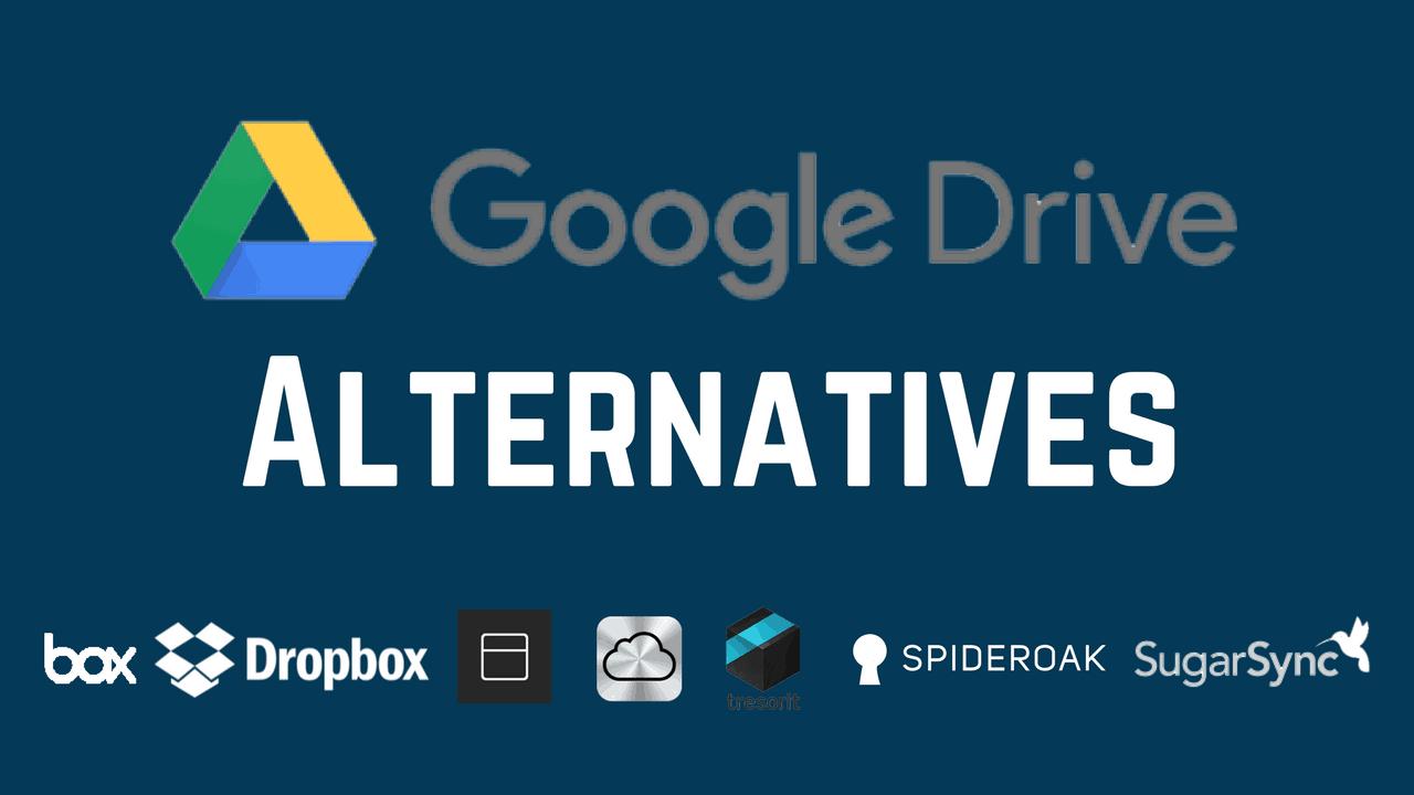Best Google Drive Alternatives header
