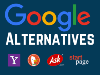 Best Google Search Alternatives header
