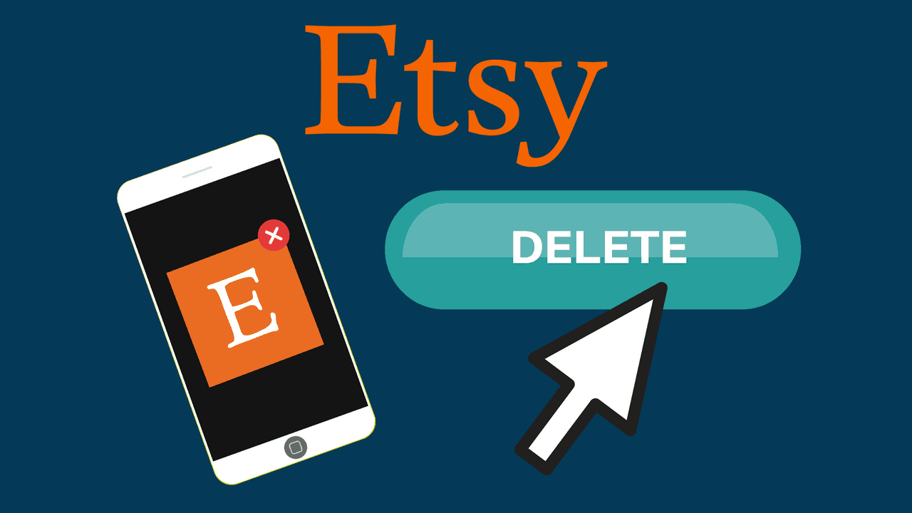 How to Delete an Etsy Account header