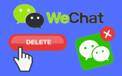 How to Delete a WeChat Account header
