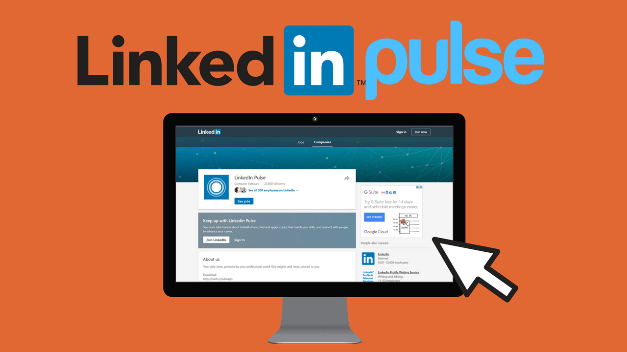 LinkedIn Pulse header