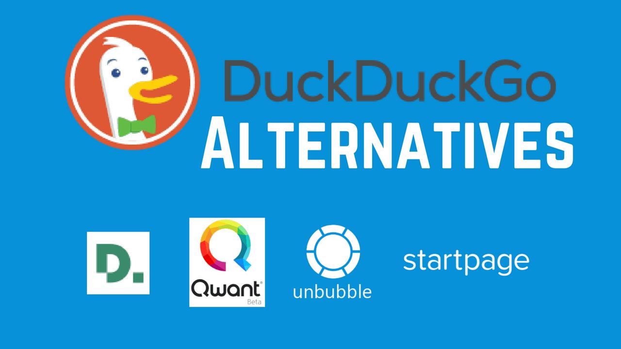 Best Sites Like DuckDuckGo header