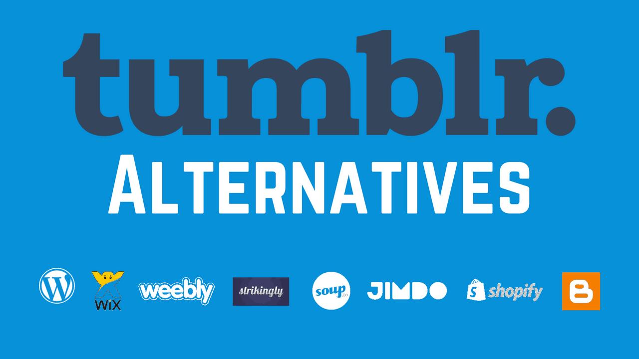 Best Sites Like Tumblr header