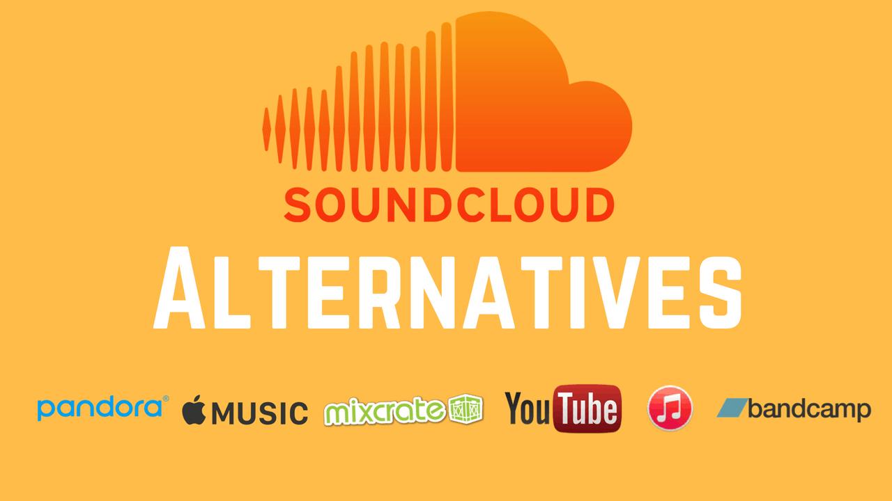 Best SoundCloud Alternatives header