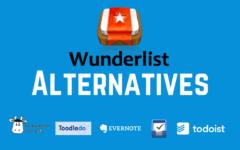 Best Wunderlist Alternatives header