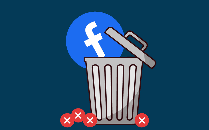 How to Delete a Facebook Account header