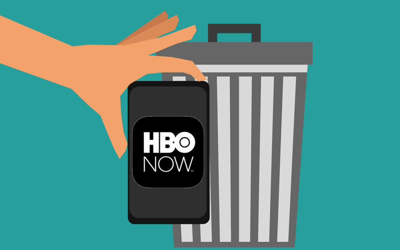 How to Delete an HBO Now Account header