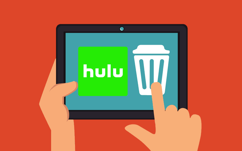How to Delete a Hulu Account header