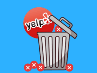 How to Delete a Yelp Account header