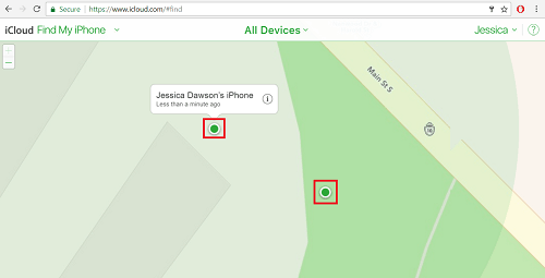 Find Apple Devices