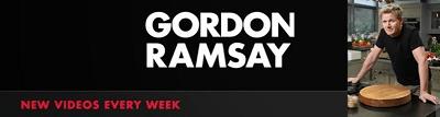 Gordon Ramsay banner