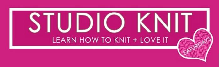 Studio Knit banner