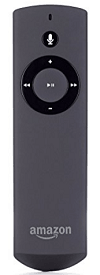 Amazon Echo voice remote control