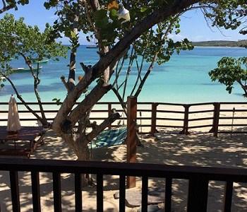 VRBO beachfront villa listing image