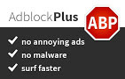 Adblock Plus extension thumbnail