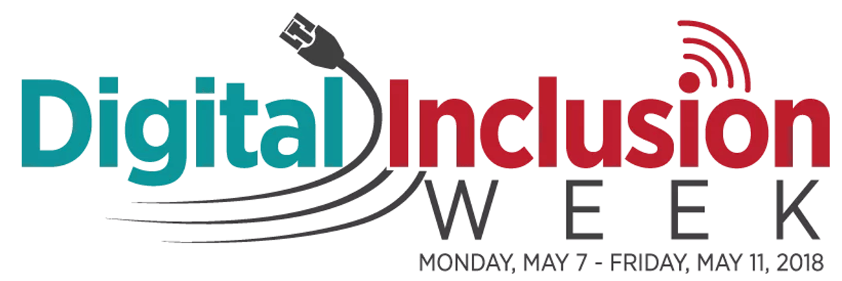 Digital Inclusion Week banner