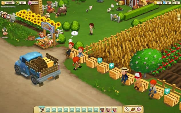 FarmVille 2 screenshot