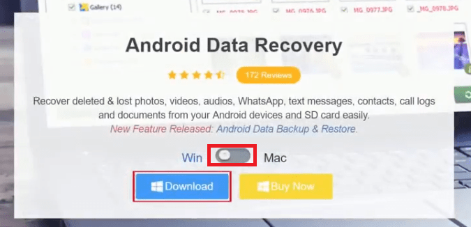 Download FonePaw Data Recovery