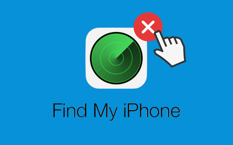 How to Turn Off Find My iPhone header