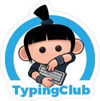 Logo for TypingClub