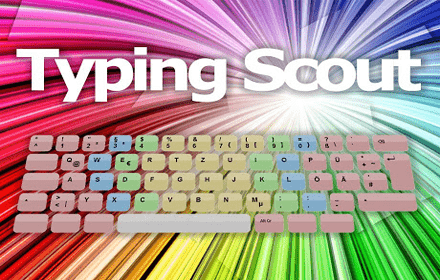 Logo for Typing Scout