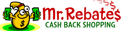 Logo for Mr. Rebates