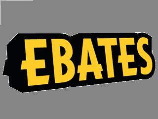 Ebates logo with transparent background