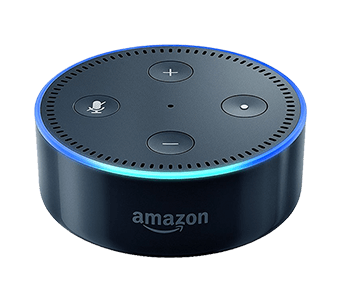 Amazon's Echo Dot smart speaker