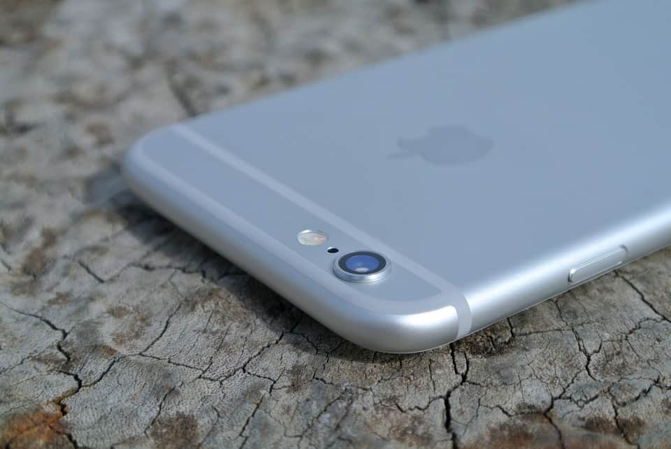 Apple iPhone with Siri