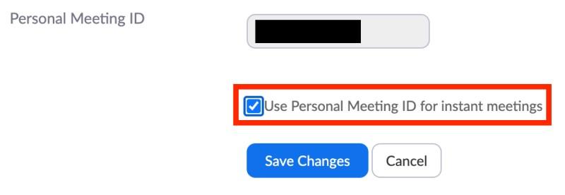 Checkbox under PMI customization