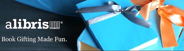 alibris - books gifting made fun text
