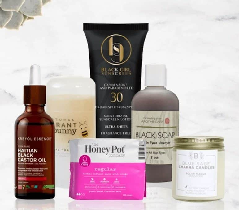 beauty products for black people