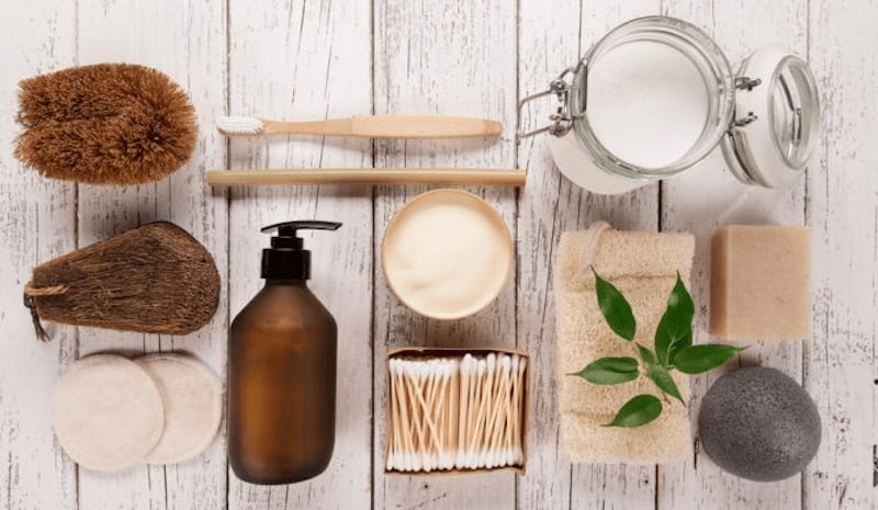 eco-friendly toiletries