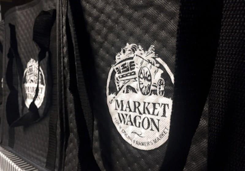 market wagon delivery bag