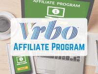 Vrbo affiliate program on laptop and mobile