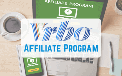 Vrbo affiliate program on laptop and mobile