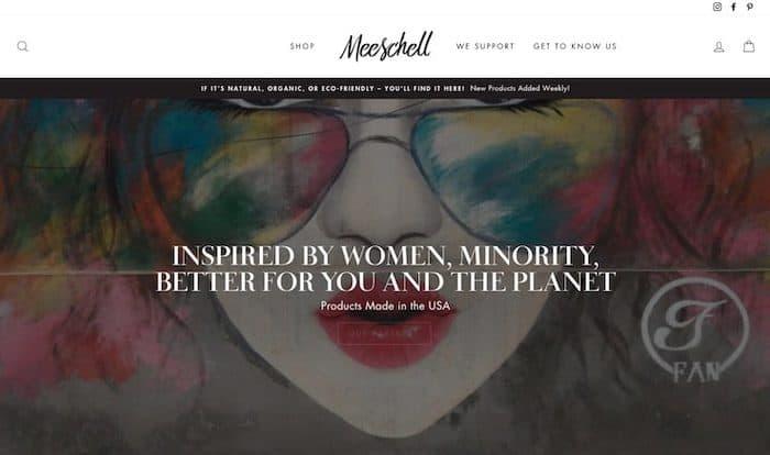 Meeschell homepage